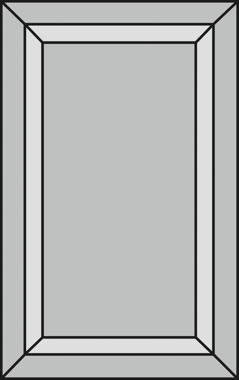 Mitered Frame