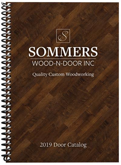 Mockup Door Catalog