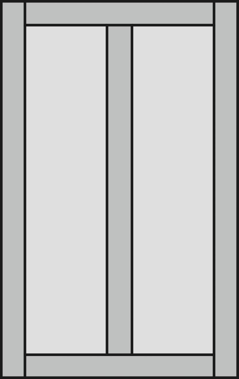Vertical Split Panel